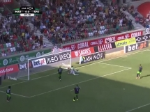 Maritimo Funchal 1:1 Sporting Lizbona