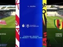 Cracovia Kraków 1:0 Korona Kielce