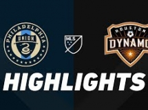 Philadelphia Union 2:1 Houston Dynamo