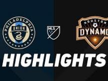 Philadelphia Union 2:1 Houston Dynamo