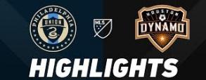 Philadelphia Union - Houston Dynamo