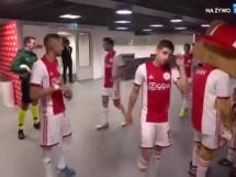 Ajax Amsterdam 3:2 PAOK Saloniki