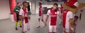 Ajax Amsterdam - PAOK Saloniki