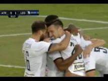 Atromitos Ateny 0:2 Legia Warszawa
