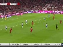 Bayern Monachium 2:2 Hertha Berlin