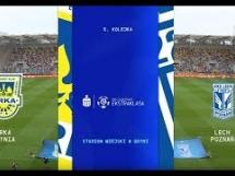 Arka Gdynia 0:0 Lech Poznań