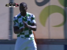Moreirense 3:0 Gil Vicente
