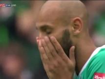 Werder Brema 1:3 Fortuna Düsseldorf