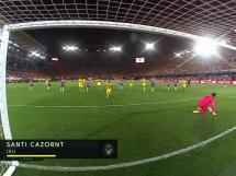 Villarreal CF 4:4 Granada CF