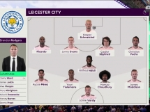 Chelsea Londyn 1:1 Leicester City