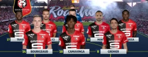 Stade Rennes 2:1 PSG