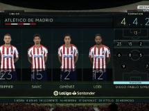 Atletico Madryt 1:0 Getafe CF