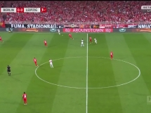 Union Berlin 0:4 RB Lipsk
