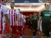 Olympiakos Pireus 4:0 FK Krasnodar