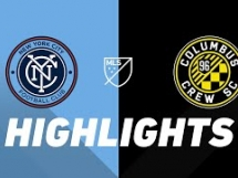 New York City FC 1:0 Columbus Crew