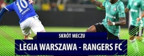 Legia Warszawa - Rangers