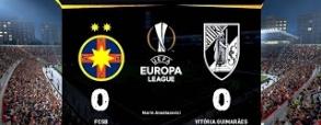 Steaua Bukareszt 0:0 Vitoria Guimaraes