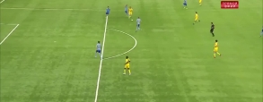 FK Astana 3:0 BATE Borysów