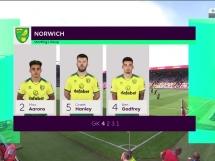 Norwich City 2:3 Chelsea Londyn