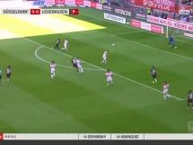 Fortuna Düsseldorf 1:3 Bayer Leverkusen