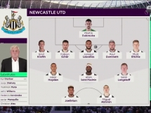 Tottenham Hotspur 0:1 Newcastle United