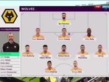 Wolverhampton 1:1 Burnley