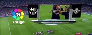 FC Barcelona - Betis Sewilla
