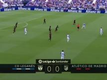 Leganes 0:1 Atletico Madryt