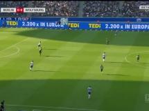 Hertha Berlin 0:3 VfL Wolfsburg