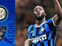 Inter Mediolan 4:0 Lecce