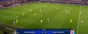 Rosenborg - Dinamo Zagrzeb
