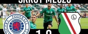 Rangers - Legia Warszawa
