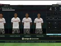 Sevilla FC 1:1 Celta Vigo