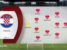 Słowacja 0:4 Chorwacja