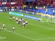 Francja 4:1 Albania