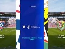 Górnik Zabrze 0:0 Śląsk Wrocław