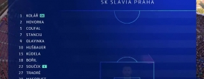 Inter Mediolan 1:1 Slavia Praga