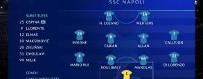 Napoli 2:0 Liverpool