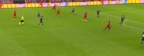 Lewandowski wykorzystał błąd! Gol z Crveną!