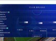 Club Brugge 0:0 Galatasaray SK