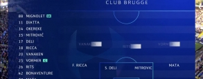 Club Brugge - Galatasaray SK