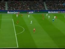 Bayer Leverkusen 1:2 Lokomotiw Moskwa