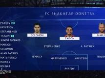 Szachtar Donieck 0:3 Manchester City