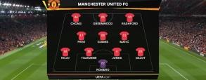 Manchester United 1:0 FC Astana