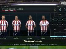 Atletico Madryt 0:0 Celta Vigo