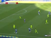 Hertha Berlin 2:1 Paderborn