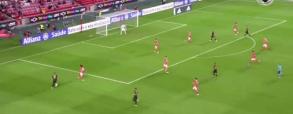 Benfica Lizbona 0:0 Vitoria Guimaraes