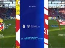 Wisła Kraków 0:1 Cracovia Kraków