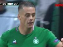 Saint Etienne 1:1 VfL Wolfsburg