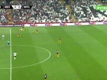 Besiktas Stambuł 0:1 Wolverhampton